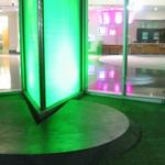 Shaw Tower Green Lantern